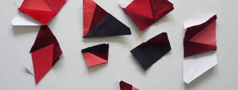 Tutorial: Chain Piecing a Paper Piecing Pattern