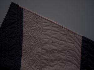 Everyone's Got An X Quilt, Matched Binding, 3rd Story Workshop