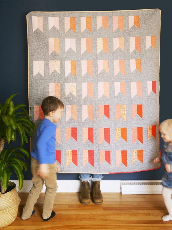 Banner Year Quilt, 3rd Story Workshop