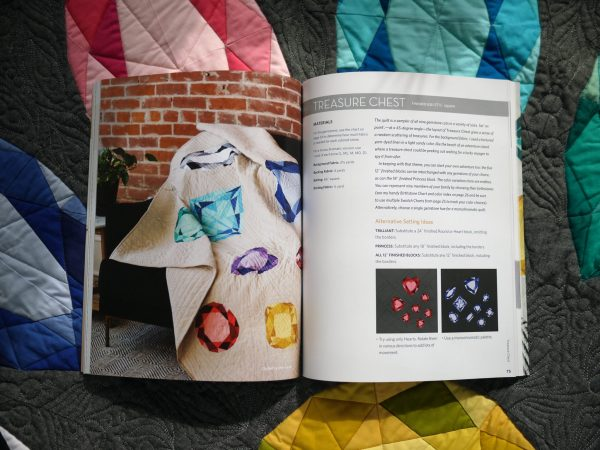 Gemology Book, Andrea Tsang Jackson, 3rd Story Workshop