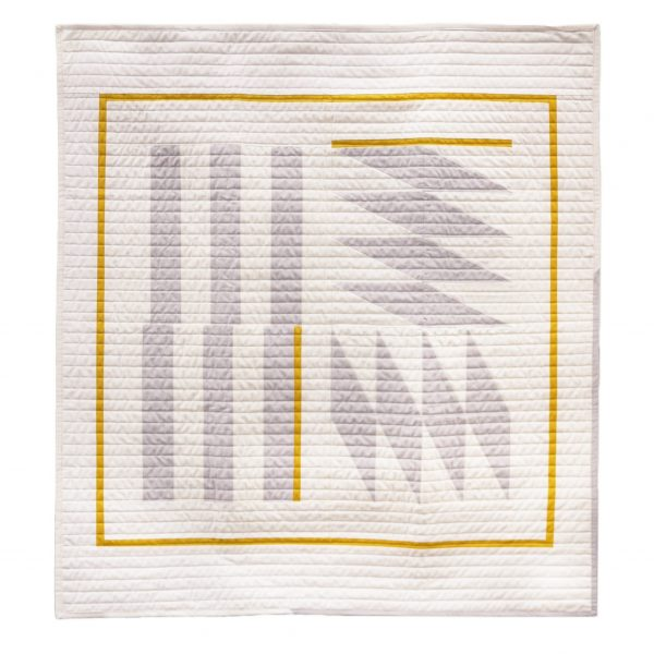 Inlay Collection, 3rd Story Workshop, Quilt by Andrea Tsang Jackson