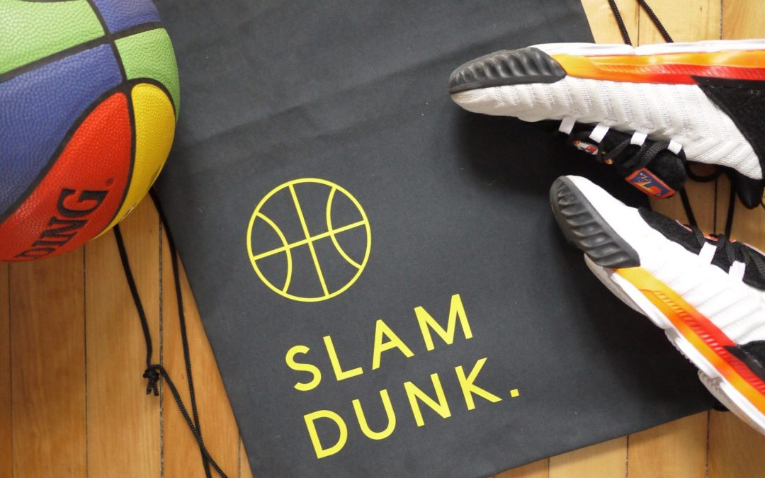 Slam Dunk: Cricut EasyPress 2