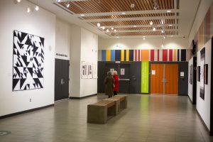 Andrea Tsang Jackson and Libs Elliott. Facets exhibition, DesignTO 2020. Toronto.