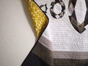 Andrea Tsang Jackson, Facets, Gemstone Quilt, Modern Quilt, 3rd Story Workshop