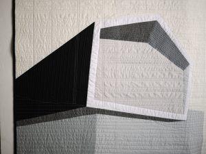 3rd Story Workshop, Textile Art, Andrea Tsang Jackson, Le Littoral - Quilt