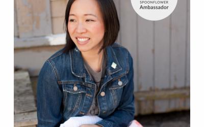 Announcing: 2021 Spoonflower Ambassador