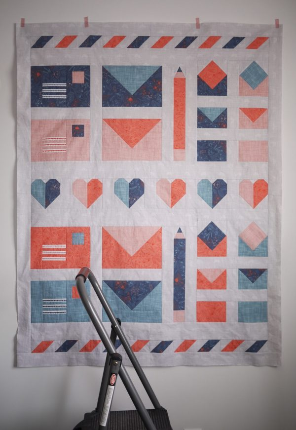 Modern Quilt Pattern - 3rd Story Workshop - Express Post